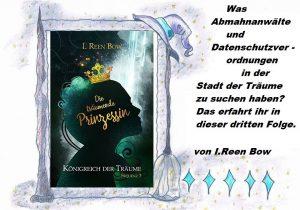 Königreich der Träume von I. Reen Bow - www.dieschreibwg.de